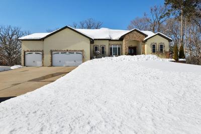 Oak Grove Single Family Home For Sale: 20980 Kerry Street NW