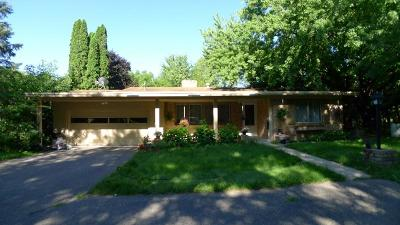 Shorewood Single Family Home For Sale: 5875 Country Club Road
