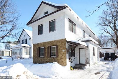 Saint Paul MN Multi Family Home For Sale: $344,000