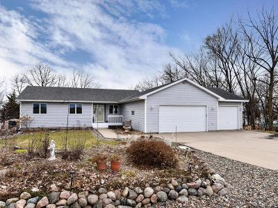 Howard Lake Single Family Home For Sale: 5337 Imhoff Avenue SW