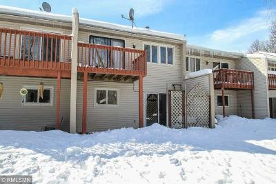Coon Rapids Condo/Townhouse For Sale: 12151 Drake Street NW