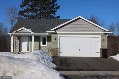 Isanti Single Family Home For Sale: 929 Whiskey Road NW