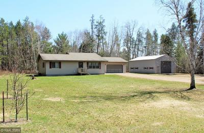Brainerd Single Family Home For Sale: 12044 Hidden Birch Road