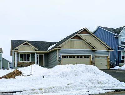 Lino Lakes Single Family Home For Sale: 2068 Red Oak Lane