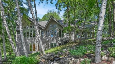 Brainerd, Nisswa, Baxter Single Family Home For Sale: 929 Bass Lake Road
