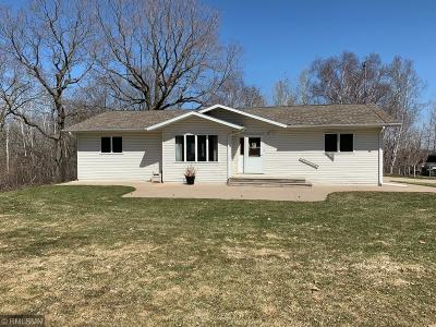 Long Prairie Single Family Home For Sale: 18975 County 11