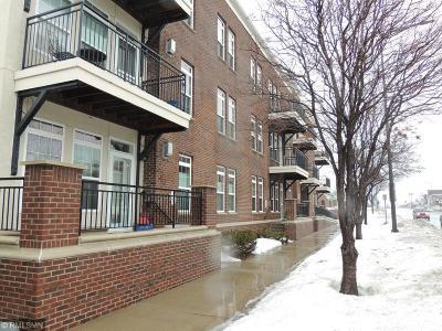 Saint Paul Condo/Townhouse For Sale: 605 Snelling Avenue S #104
