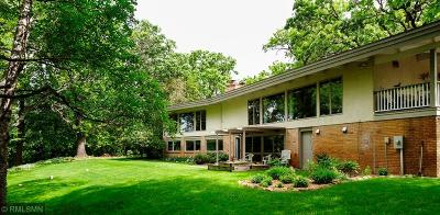 Eden Prairie Single Family Home For Sale: 7070 Willow Creek Road