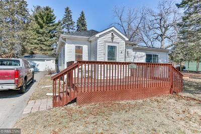 White Bear Lake Single Family Home For Sale: 1907 Whitaker Street