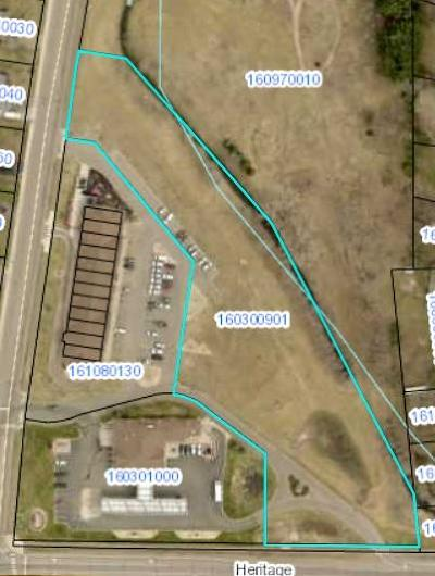 Isanti Residential Lots & Land For Sale: Tbd County Road 5