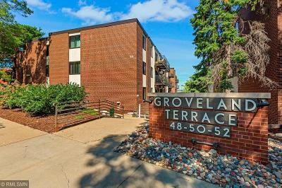 Minneapolis Condo/Townhouse For Sale: 50 Groveland Terrace #C107