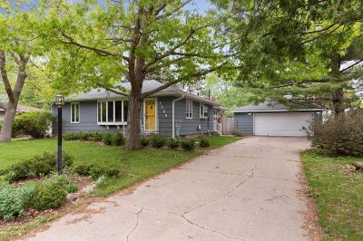 Eagan Single Family Home For Sale: 2065 Marble Lane