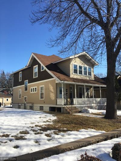 Saint Paul Multi Family Home For Sale: 1319 Lincoln Avenue
