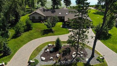 East Gull Lake Single Family Home For Sale: 11088 Pine Beach Peninsula Road