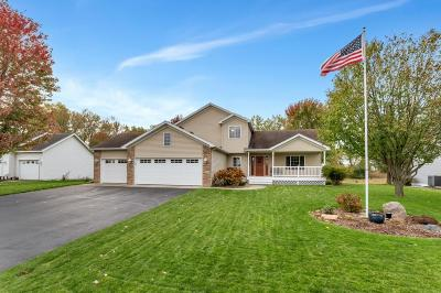 Sartell, Sauk Rapids Single Family Home For Sale: 612 Huntington Drive S