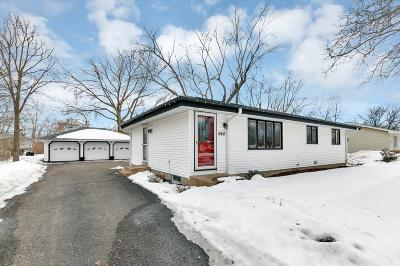 Anoka Single Family Home For Sale: 940 Norwood Avenue