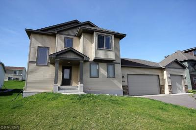 Sauk Rapids Single Family Home For Sale: 1539 Prairie View Lane NE