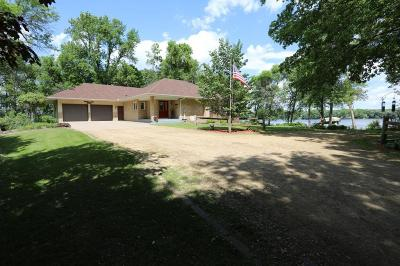 Wyoming Single Family Home For Sale: 25679 W Comfort Drive