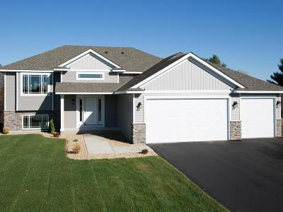 Chisago Lake Twp MN Single Family Home For Sale: $385,000
