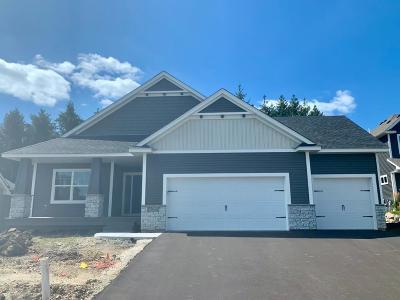 Lakeville Single Family Home For Sale: 19967 Hiawatha Court