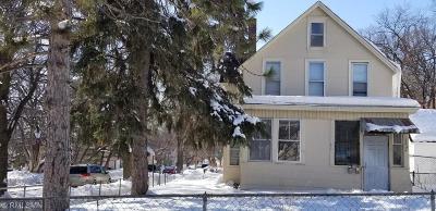 Saint Paul Multi Family Home For Sale: 1023 Edgerton Street