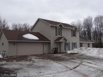 Milaca MN Single Family Home For Sale: $244,000