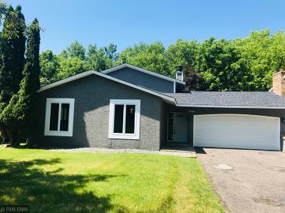 Eden Prairie Single Family Home For Sale: 7068 Springhill Circle
