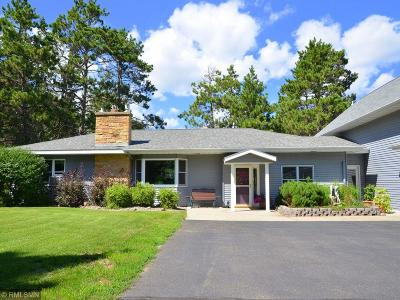 Osage, Park Rapids, Ponsford, Akeley, Menahga, Nevis Single Family Home For Sale: 14206 Eagle Pointe Drive