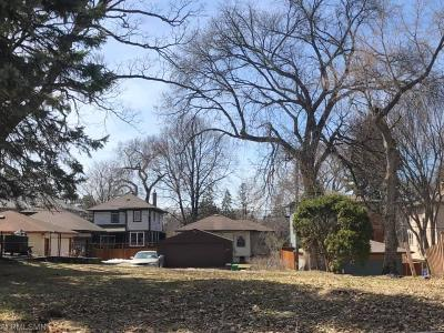 Minneapolis Residential Lots & Land For Sale: 3632 Colfax Avenue S