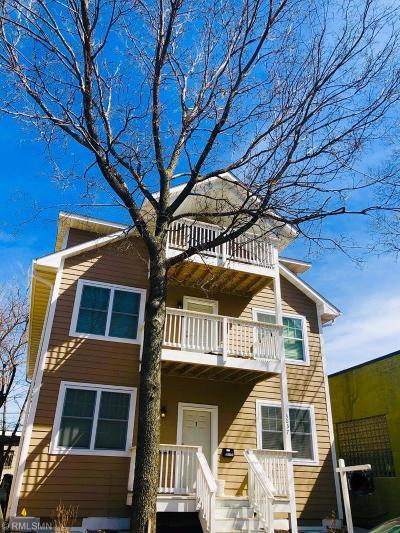 Minneapolis Multi Family Home For Sale: 3037 Aldrich Avenue S