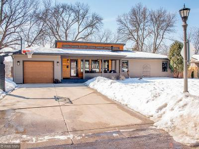 Saint Paul Single Family Home For Sale: 1802 Sunny Slope Lane