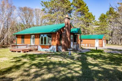 Pequot Lakes Single Family Home For Sale: 35082 County Road 39