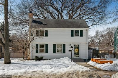 Minneapolis Single Family Home For Sale: 5432 Irving Avenue S