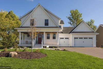 Eden Prairie Single Family Home For Sale: 8710 Summit Drive