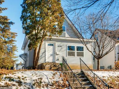 Minneapolis Single Family Home For Sale: 4335 13th Avenue S