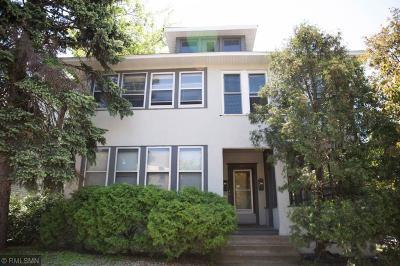 Minneapolis Multi Family Home For Sale: 419 W Franklin Avenue