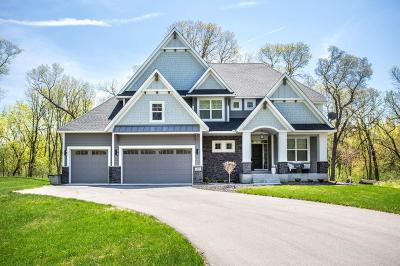 Sherburne County Single Family Home Contingent: 21565 183rd Street NW