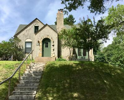 Minneapolis Single Family Home For Sale: 4600 Chowen Avenue S