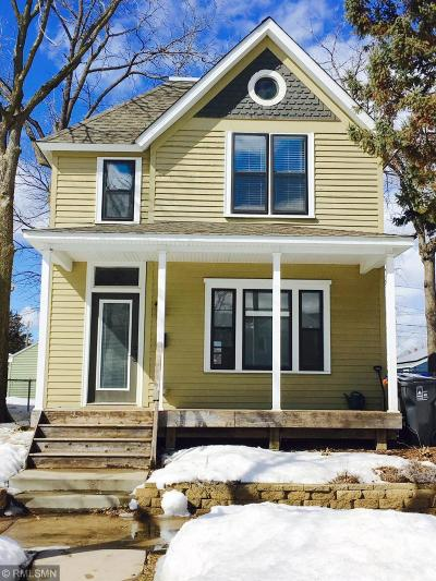 Saint Paul Single Family Home For Sale: 711 Stewart Avenue