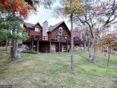 Osage, Park Rapids, Ponsford, Akeley, Menahga, Nevis Single Family Home For Sale: 21248 Fawn Trail