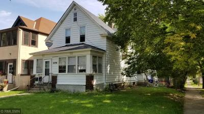 Saint Paul Multi Family Home For Sale: 1174 Jessie Street