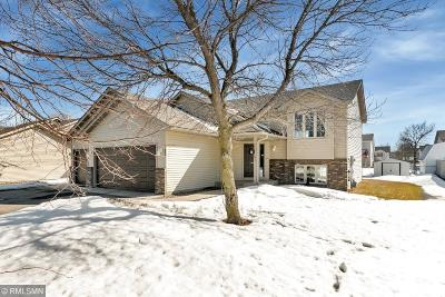 Isanti Single Family Home Contingent: 307 Dogwood Street SW