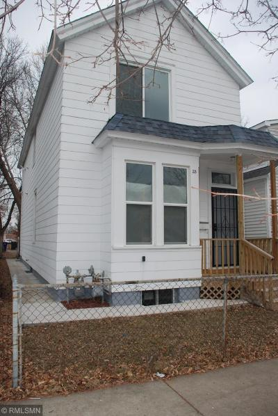 Saint Paul Single Family Home For Sale: 235 Charles Avenue