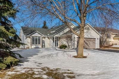Lakeville Single Family Home For Sale: 16571 Hutchinson Drive