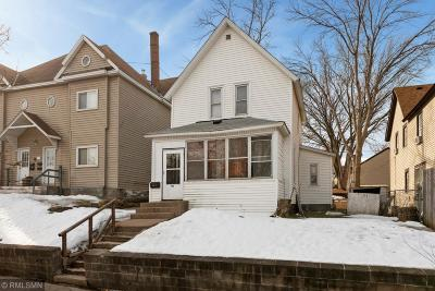Saint Paul Single Family Home For Sale: 46 Cook Avenue W