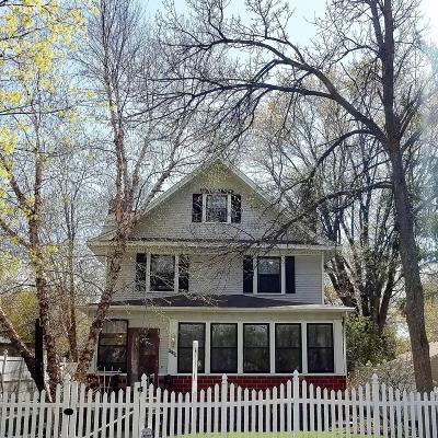Saint Paul Single Family Home For Sale: 2108 Saint Anthony Avenue