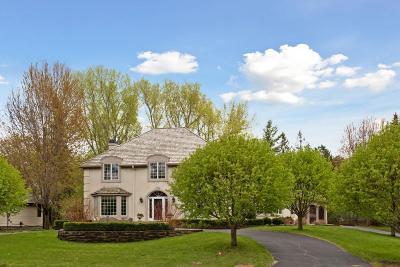 Edina MN Single Family Home For Sale: $1,025,000
