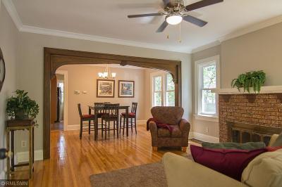Saint Paul Single Family Home For Sale: 1701 Stillwater Avenue