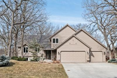 Apple Valley Single Family Home Contingent: 7785 133rd Street W