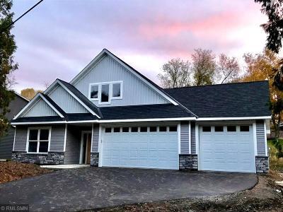 Saint Paul Single Family Home For Sale: 571 Burlington Road